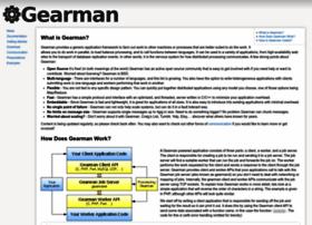 gearman.org