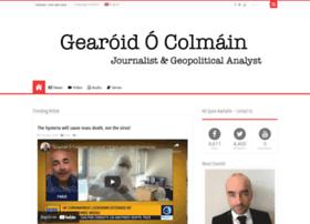 gearoidocolmain.org
