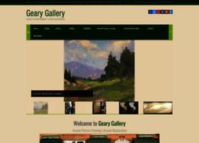 gearygallery.com