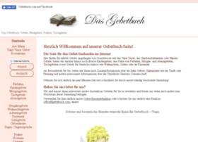 gebetbuch.com