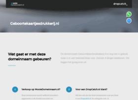 geboortekaartjesdrukkerij.nl