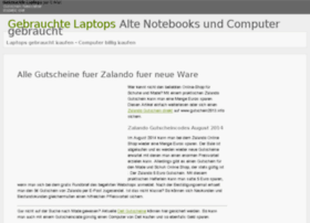 gebrauchte-laptops.coupon-gutschein.com