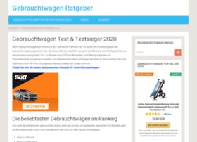 gebrauchtwagen-testsieger.de