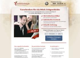 geburtstag.geschenkzeitung.de