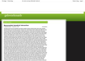 gebworkmarb.bloggplatsen.se