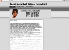 gecicimezuniyetbelgesikayipilani.blogspot.com