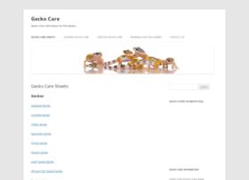 geckocare.net