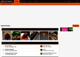 geckoforums.net
