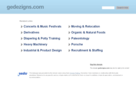 gedezigns.com