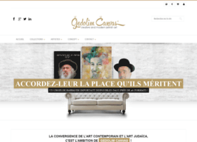 gedolimcanvas.com