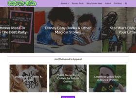 geekbabyclothes.com
