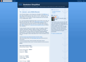 geekdomsimplified.blogspot.com.au