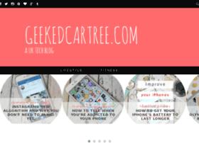 geekedcartree.com