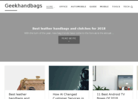 geekhandbags.com