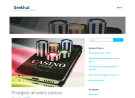 geekhut.org