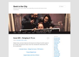 geekinthecity.com