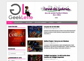 geeklette.fr