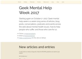 geekmentalhelp.com