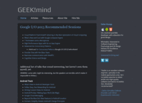 geekmind.net