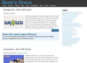 geeksgrave.blogspot.com