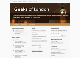 geeksoflondon.com