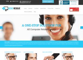 geeksresolve.com