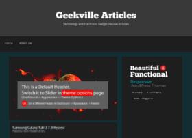 geekville.info