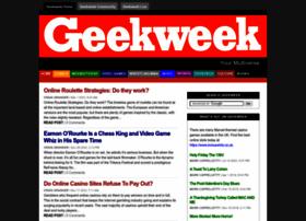 geekweek.com