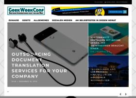 geekweekconf.com