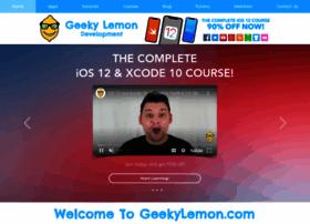 geekylemon.com