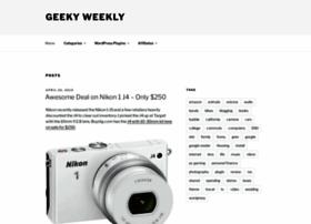 geekyweekly.com