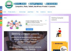 geelongcomputerlessons.com