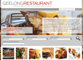 geelongrestaurant.com
