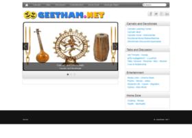 geetham.net
