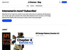 geewax.org