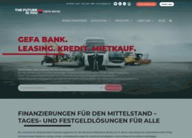 gefa-bank.de