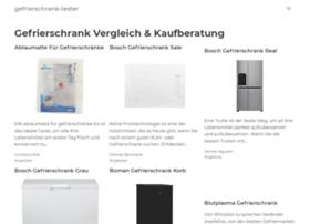 gefrierschrank-tester.com