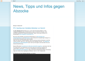 gegen-abzocke.blogspot.com