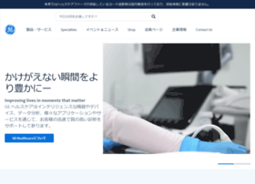 gehealthcare.co.jp