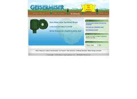 geisermiser.com