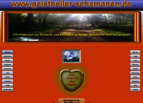geistheiler-schamanen.de