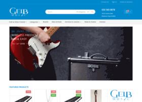 gelbmusic.com