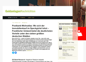 geldanlagen-nachrichten.de