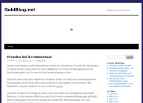 geldblog.net