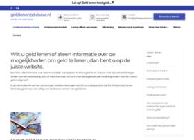 geldlenenadviseur.nl