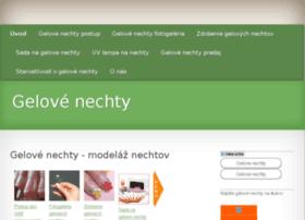 gelove-nechty.mikrostranky.com