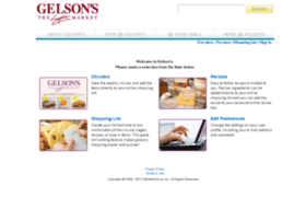 Gelsons.mywebgrocer.com