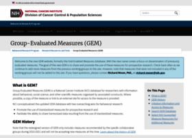 gem-measures.org