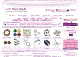 gem-stone-beads.net
