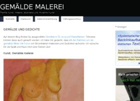 gemaelde-malerei.org